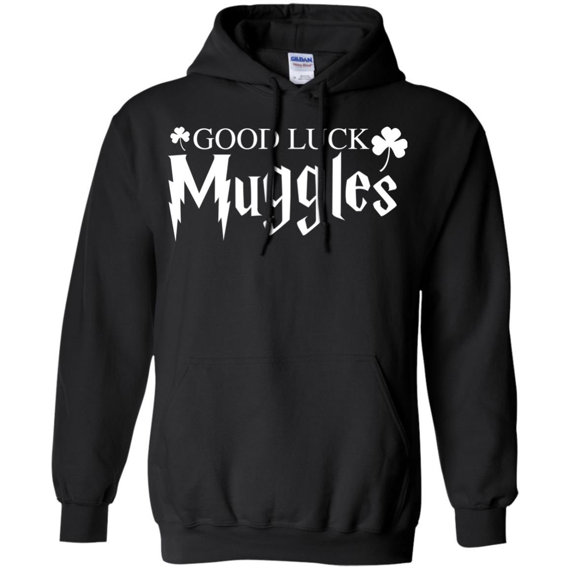 image 24px Good Luck Muggles T Shirts