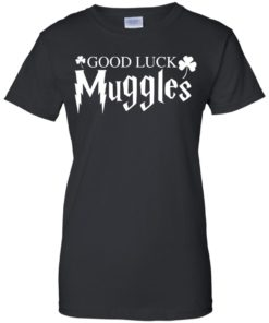 image 26 247x296px Good Luck Muggles T Shirts