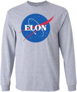 image 285 247x296px Elon Nasa parody t shirt, hoodies, tank top