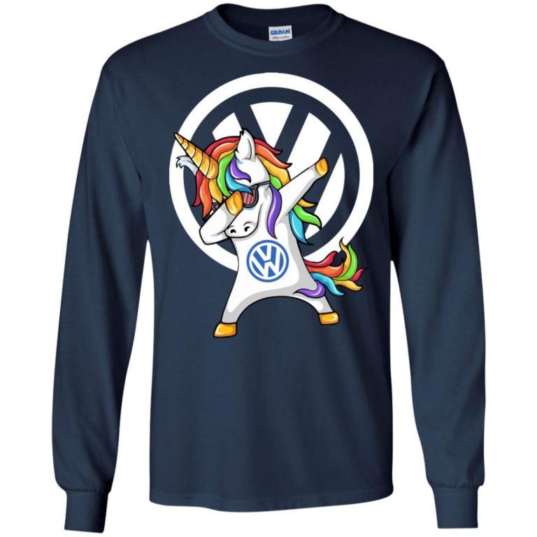 image 357 768x768px Speed Addict VW Unicorn Dabbing T Shirts, Hoodies, Tank Top