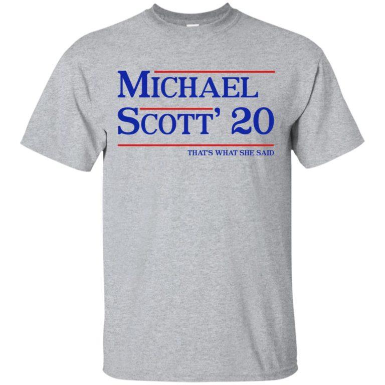 image 364 768x768px Michael Scott 20 That's What She Said T Shirts, Hoodies, Tank Top