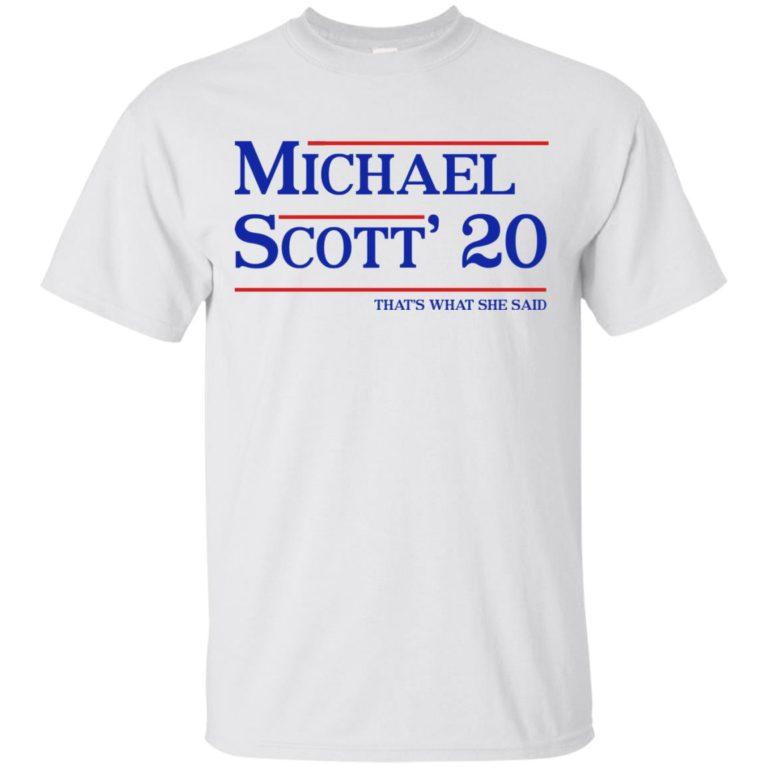image 365 768x768px Michael Scott 20 That's What She Said T Shirts, Hoodies, Tank Top