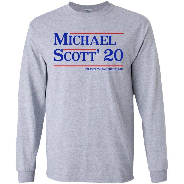 image 367 768x768px Michael Scott 20 That's What She Said T Shirts, Hoodies, Tank Top