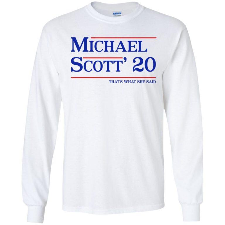 image 368 768x768px Michael Scott 20 That's What She Said T Shirts, Hoodies, Tank Top