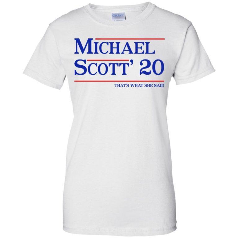 image 374 768x768px Michael Scott 20 That's What She Said T Shirts, Hoodies, Tank Top