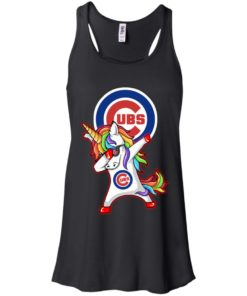 image 377 247x296px Chicago Cubs Unicorn Dabbing T Shirts, Hoodies, Tank Top