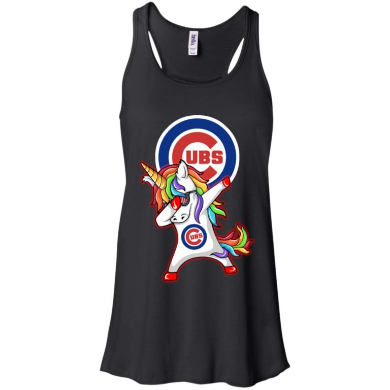 image 377 768x768px Chicago Cubs Unicorn Dabbing T Shirts, Hoodies, Tank Top