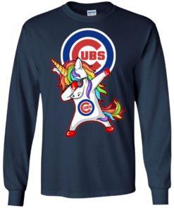 image 380 247x296px Chicago Cubs Unicorn Dabbing T Shirts, Hoodies, Tank Top