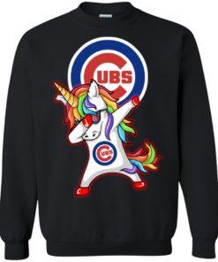 image 383 247x296px Chicago Cubs Unicorn Dabbing T Shirts, Hoodies, Tank Top