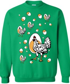 image 414 247x296px Retro Roseanne Chickens T Shirts, Hoodies, Tank Top