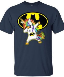 image 1 247x296px Unicorn Dabbing Batman Mashup T Shirts, Hoodies, Tank Top