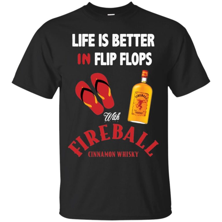 image 197 768x768px Life Is Better In Flip Flops With Firebal T Shirts, Tank Top
