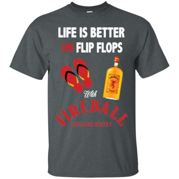 image 198 600x600px Life Is Better In Flip Flops With Firebal T Shirts, Tank Top