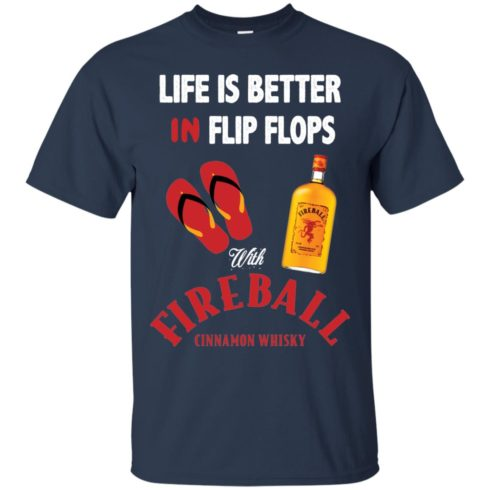 image 199 490x490px Life Is Better In Flip Flops With Firebal T Shirts, Tank Top