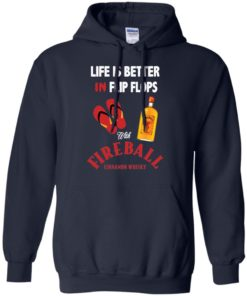 image 201 247x296px Life Is Better In Flip Flops With Firebal T Shirts, Tank Top