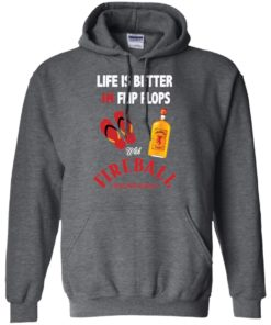 image 202 247x296px Life Is Better In Flip Flops With Firebal T Shirts, Tank Top