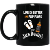 image 4 100x100px Life Is Better In Flip Flops With Firebal Mug