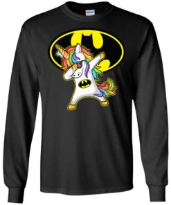 image 4 247x296px Unicorn Dabbing Batman Mashup T Shirts, Hoodies, Tank Top