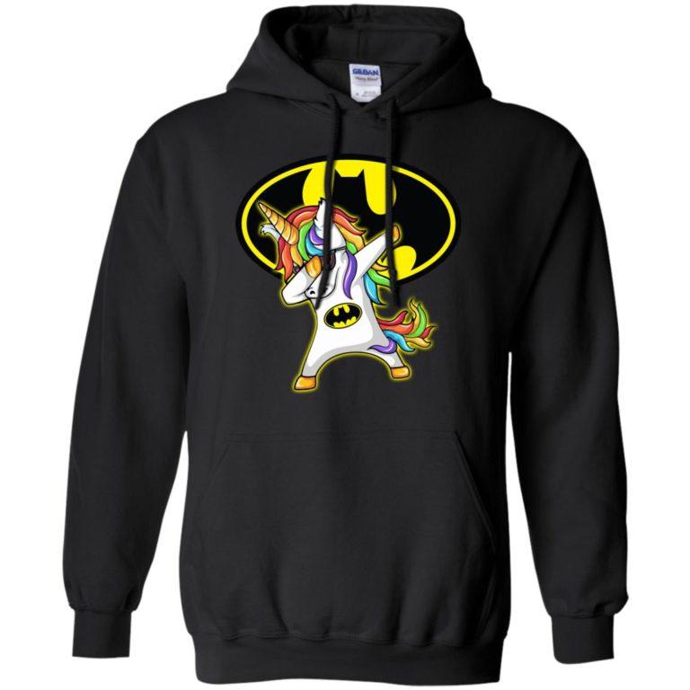 image 6 768x768px Unicorn Dabbing Batman Mashup T Shirts, Hoodies, Tank Top