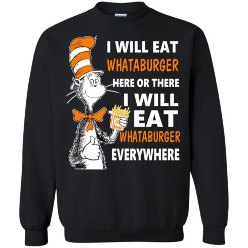 image 79 490x490px I Will Eat Whataburger Here Or There T Shirts, Hoodies, Tank Top