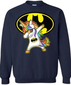 image 9 247x296px Unicorn Dabbing Batman Mashup T Shirts, Hoodies, Tank Top