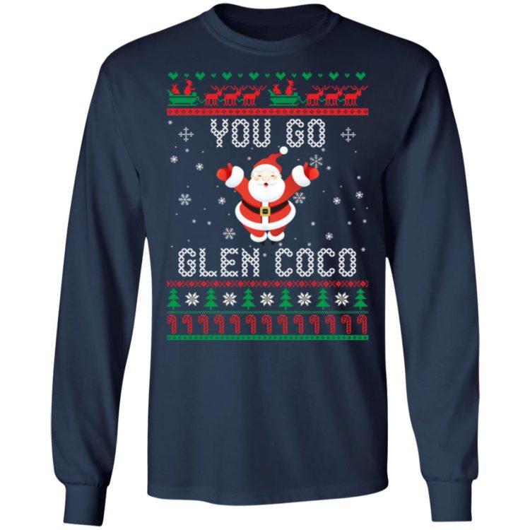 redirect 1363 750x750px You Go Glen CoCo Santa Christmas Shirt
