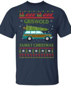 redirect 1410 247x296px Grisworld Family Christmas Shirt
