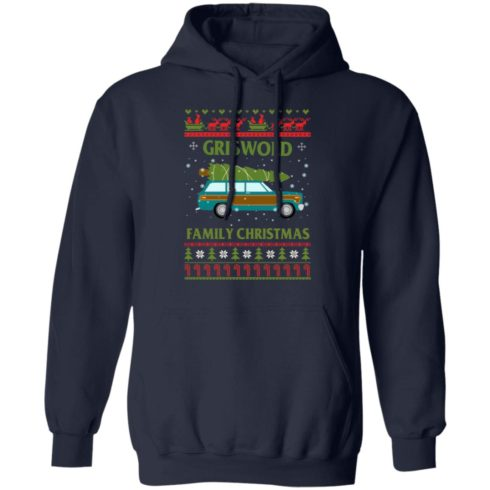 redirect 1415 490x490px Grisworld Family Christmas Shirt