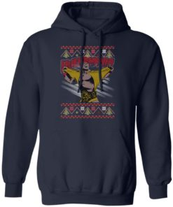 redirect 1474 1 247x296px Hulkamania Hulk Hogan Pro Wrestling Christmas Shirt