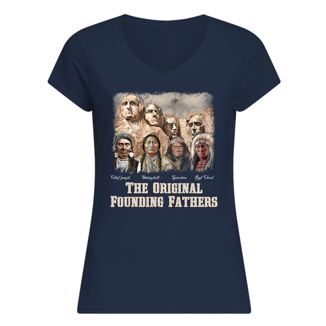 anspoyt926ctranpxyb6 8px The Original Founding Fathers Native American Shirt