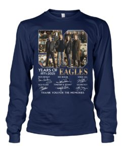 kZ9ynw K2GpBbR Evz8Oma front large 1 247x296px 50 Years Of Eagles 1971 2021 Thank You For The Memories Shirt