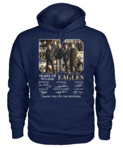 kZ9ynw re8R2z4 zb7GpqK front large 1 247x296px 50 Years Of Eagles 1971 2021 Thank You For The Memories Shirt