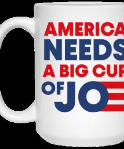 redirect 2 247x296px America Needs a Big Cup of Joe Biden 2020 Mug