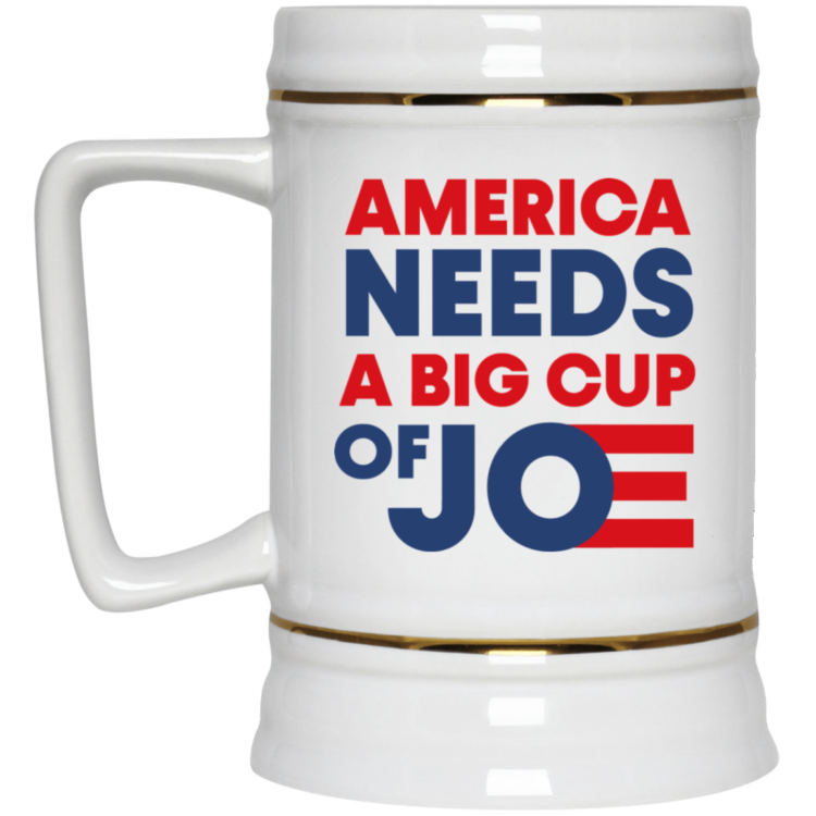 redirect 3 1 750x750px America Needs a Big Cup of Joe Biden 2020 Mug