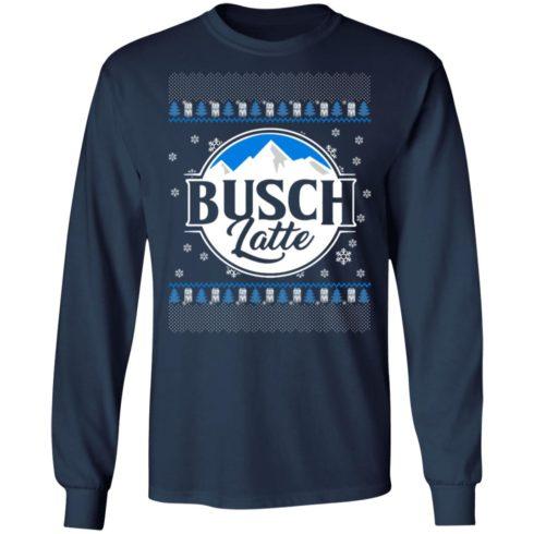 redirect 31 490x490px Busch latte Christmas Sweatshirt