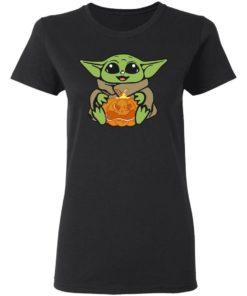 redirect 314 247x296px Baby Yoda Hug Pumpkin Shirt