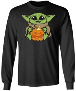 redirect 316 247x296px Baby Yoda Hug Pumpkin Shirt