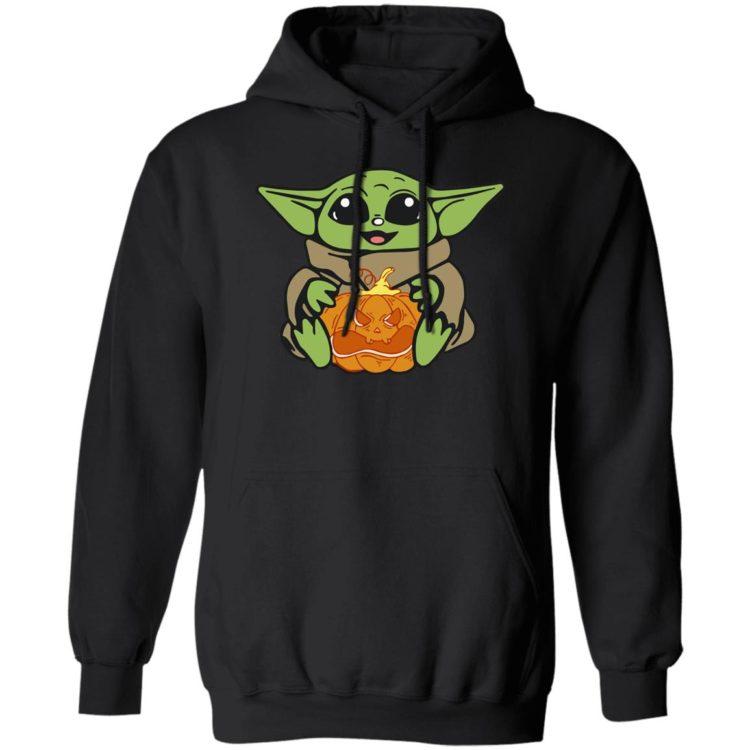 redirect 317 750x750px Baby Yoda Hug Pumpkin Shirt