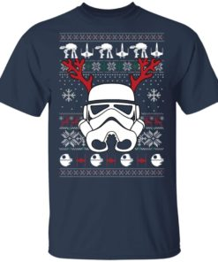 redirect 351 3 247x296px Stormtrooper Ugly Christmas Shirt