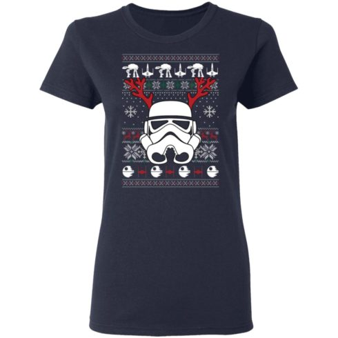 redirect 353 3 490x490px Stormtrooper Ugly Christmas Shirt