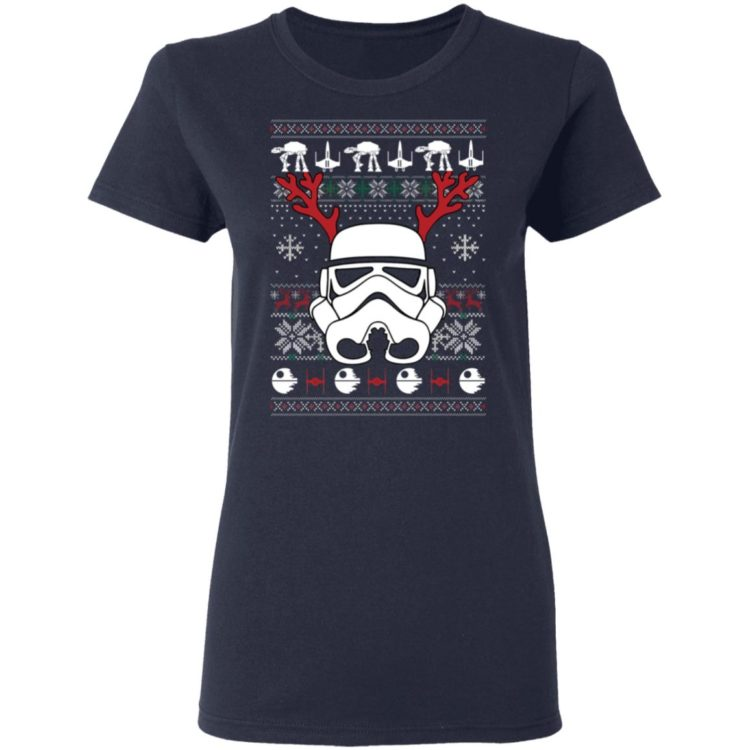 redirect 353 3 750x750px Stormtrooper Ugly Christmas Shirt