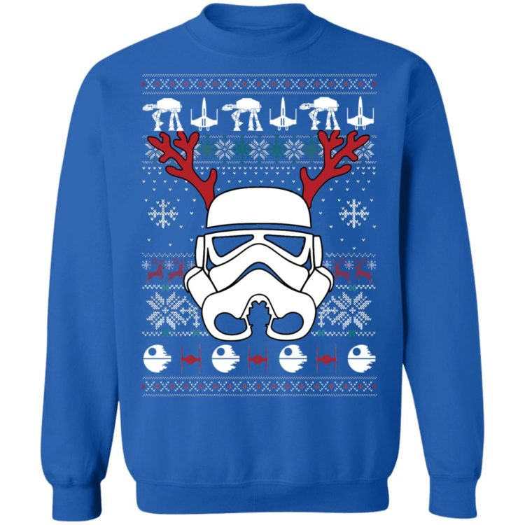 redirect 360 4 750x750px Stormtrooper Ugly Christmas Shirt