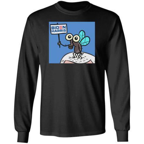 redirect 364 1 490x490px Fly on Mike Pence Head – Biden Harris Shirt
