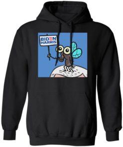 redirect 366 1 247x296px Fly on Mike Pence Head – Biden Harris Shirt
