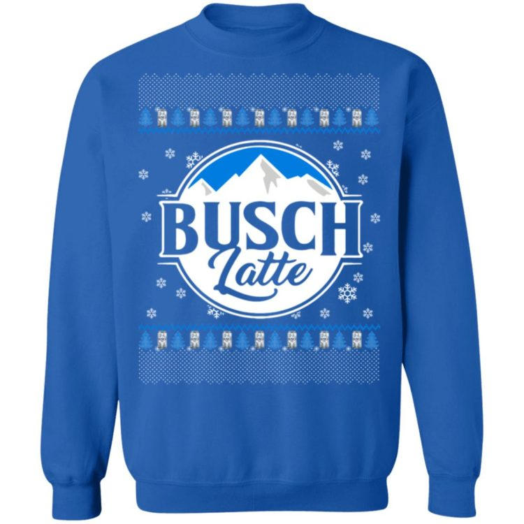 redirect 38 750x750px Busch latte Christmas Sweatshirt