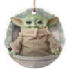 redirect 4 2 100x100px Baby Yoda Ceramic Circle Ornament for Christmas