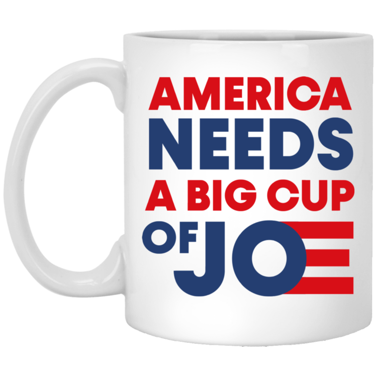 redirect 4 750x750px America Needs a Big Cup of Joe Biden 2020 Mug