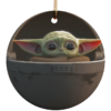 redirect 5 100x100px Baby Yoda Ceramic Circle Ornament for Christmas