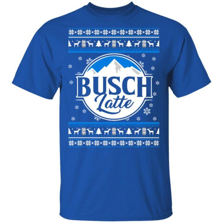 redirect 65 2 750x750px Busch latte Busch Light Christmas Sweatshirt