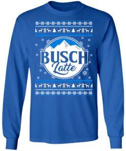 redirect 67 1 247x296px Busch latte Busch Light Christmas Sweatshirt